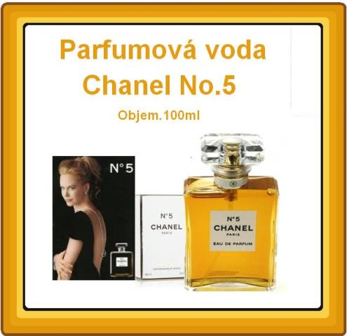 Parfumová voda Chanel No.5