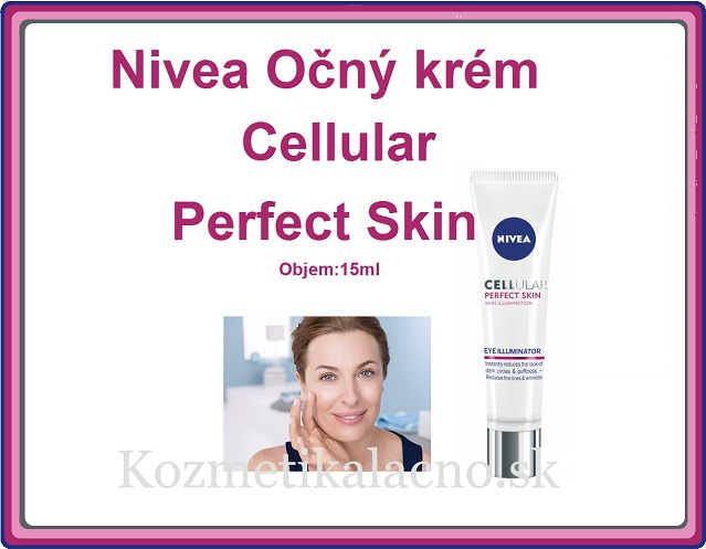Nivea Očný krém Cellular Perfect Skin
