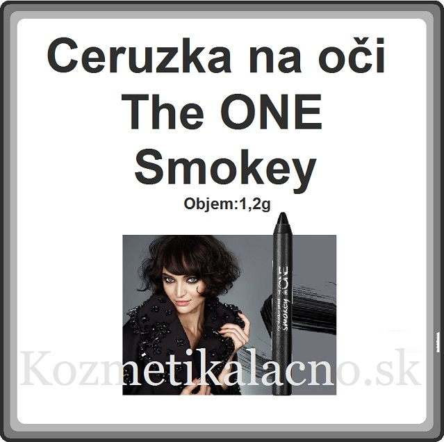Ceruzka na oči The ONE Smokey