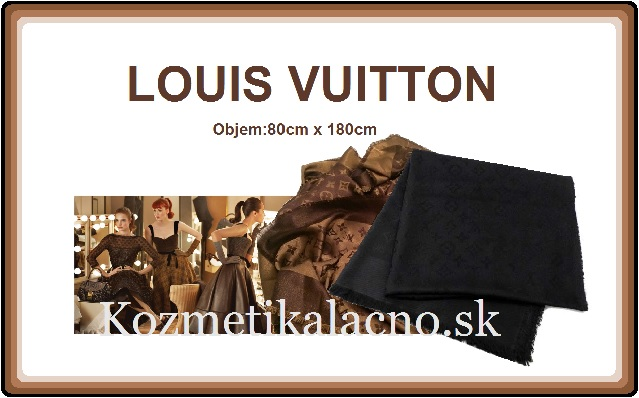 Šal Louis Vuitton