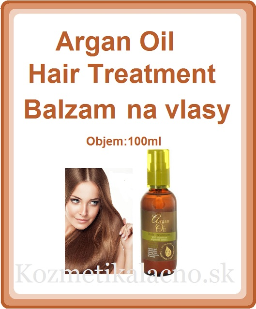 Argan Oil Hair Treatment Balzam na vlasy
