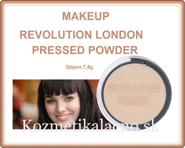 Makeup Revolution London Pressed Powder