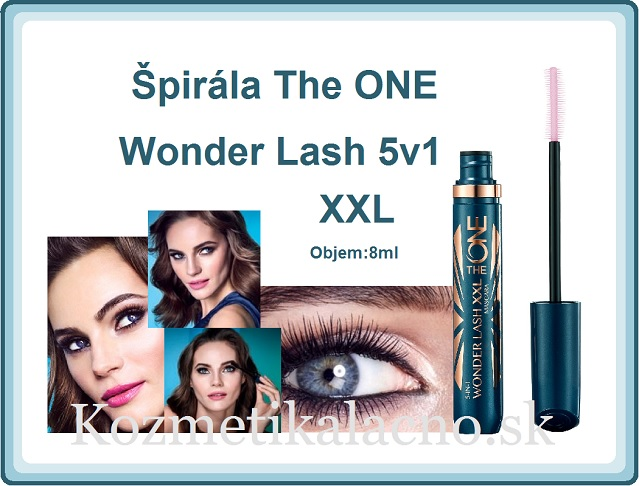 Špirála The ONE Wonder Lash 5v1 XXL