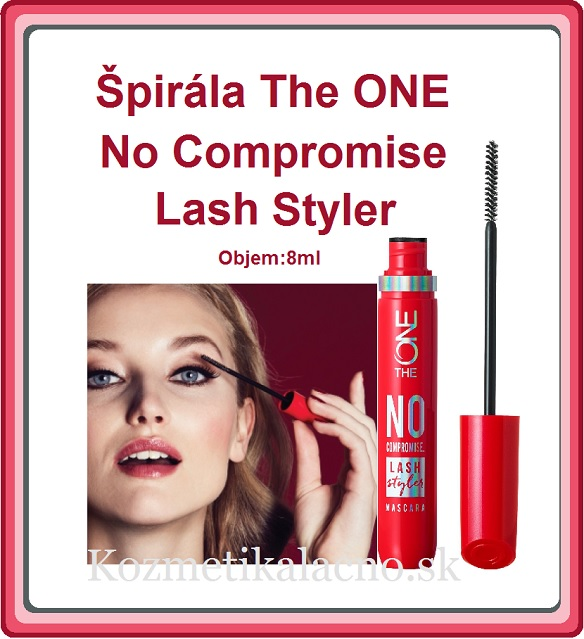 Špirála The ONE No Compromise Lash Styler