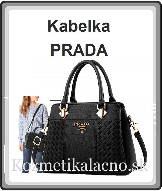 8cedd5cd9a Kabelka PRADA empty