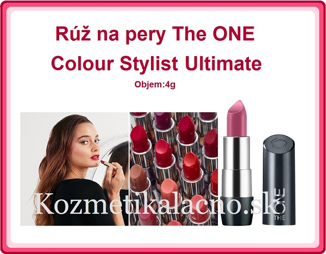 Rúž na pery The ONE Colour Stylist Ultimate