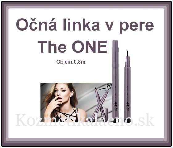 Očná linka v pere The ONE