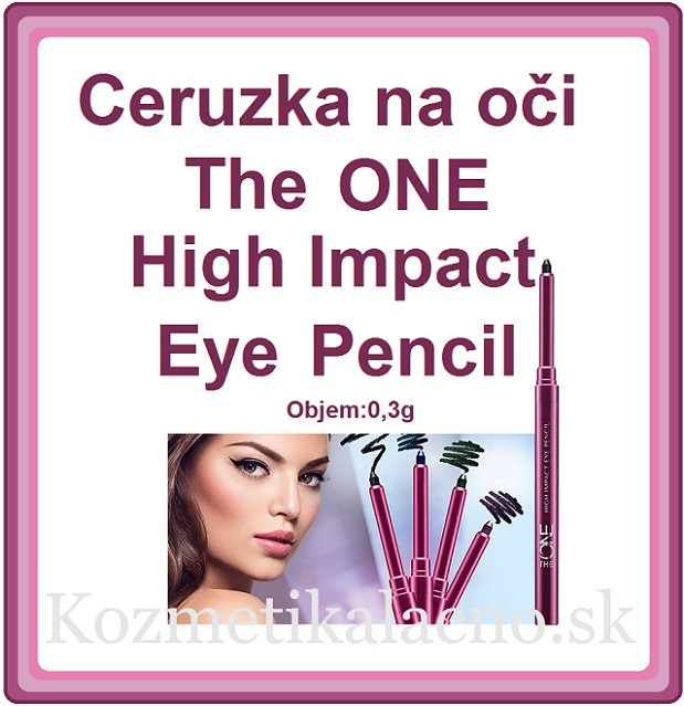 Ceruzka na oči The ONE High Impact Eye Pencil