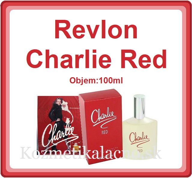 Revlon Charlie Red